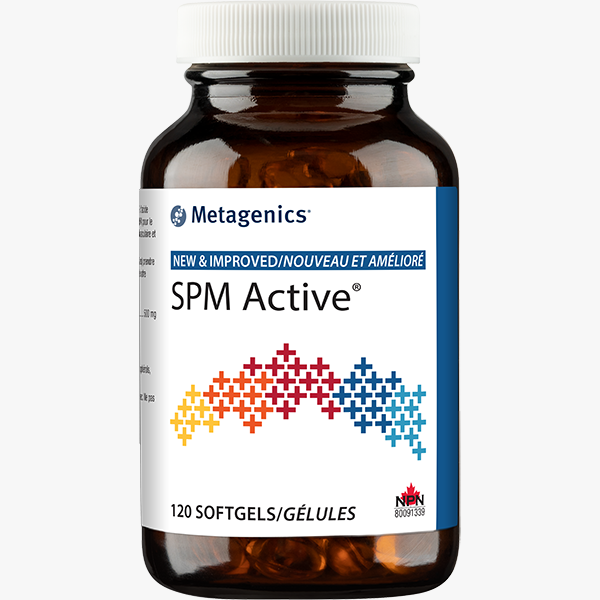 SPM Active New & Improved